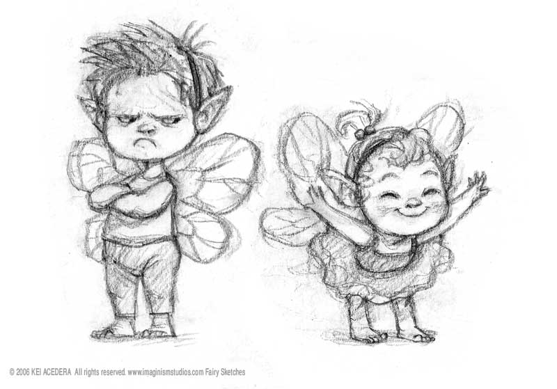 Everyone loves these fairies!
